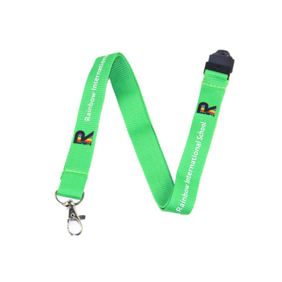 Cheap Wholesale High Quality Neck Polyester Lanyard
