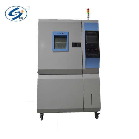 Lab Touch Screen Constant Temperture Humidity Climatic Test Machine