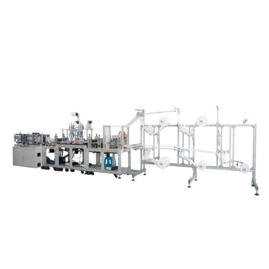 N95 Mask Manufacturing Equipment, Surgical Face Mask Making Ultrasonic Machine