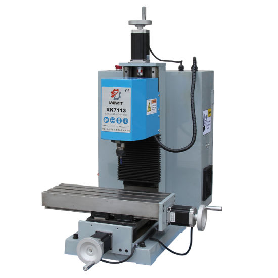 XK7113A small CNC milling machine for training and education