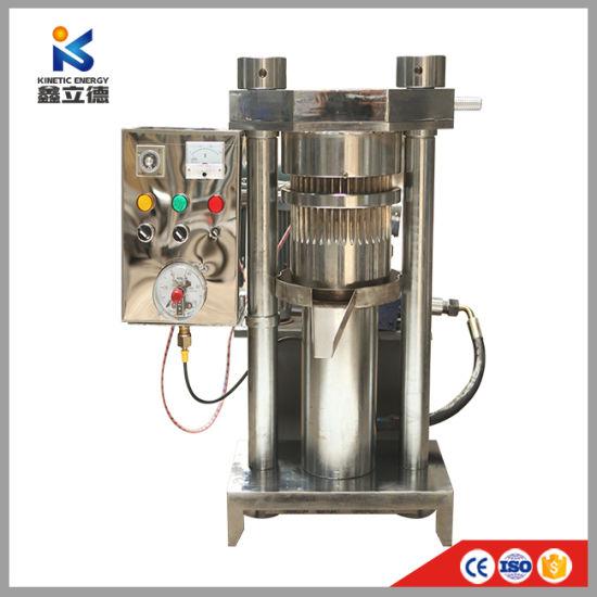 Hydraulic Cold Oil Presser Extractor Walnut Cocoa Sesame Oil Filter Press Equipment Machine