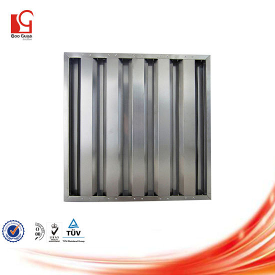 Best Quality Cheapest Kitchen Chimney Baffle Filters in Stock
