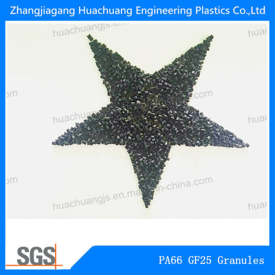 Polyamide66 GF25 Super Toughened Pellets for Engineering Plastics