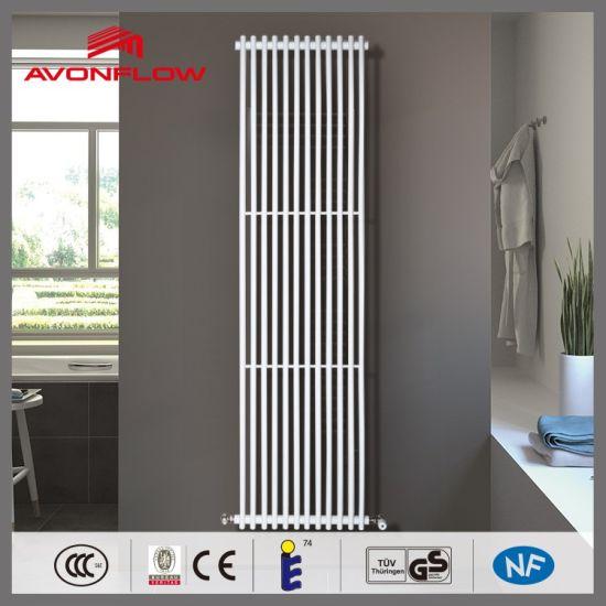 China Avonflow White Towel Radiators for Boiler Home Heating System ...