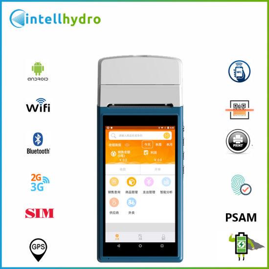 China USD110/PC Free Sdk Wireless Android POS Terminal with