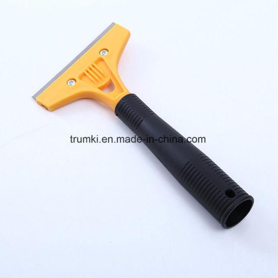 Pp Plastic Handle Wallpaper Scraper Knife Hand Tools