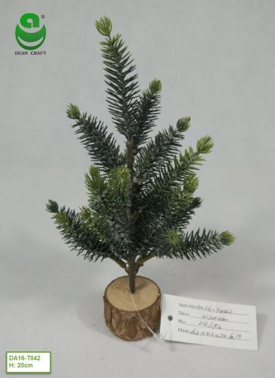 0.3m PE Artificial Christmas Tree for Decoration