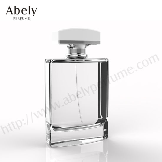 b9e8341b28a45 Hot-Selling Clear White Glass Perfume Bottle for Men and Women pictures    photos
