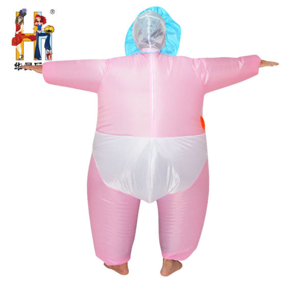 Halloween Adult Funny Pretend Play Infant Baby Diaper Inflatable Costume  sc 1 st  Yiwu Yelong Costumes Factory & China Halloween Adult Funny Pretend Play Infant Baby Diaper ...