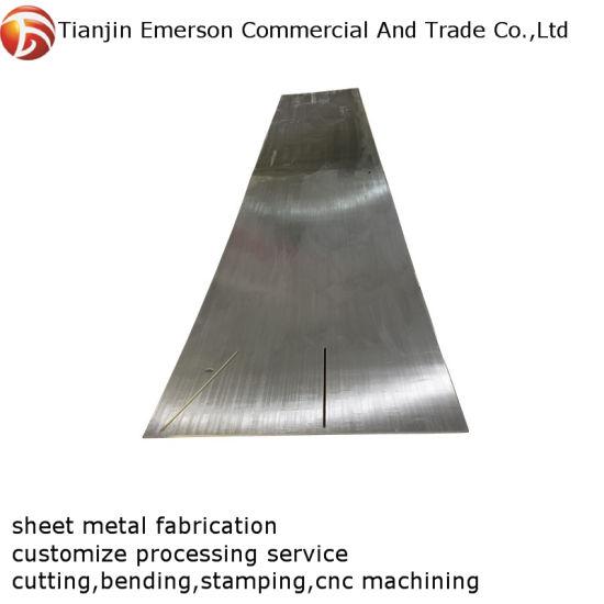 Cheap Stainless Steel Sheet Metal Fabrication