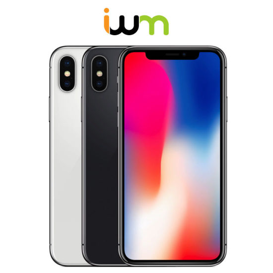 China Original Mobile Phone Sale for iPhone X 256GB Unlocked