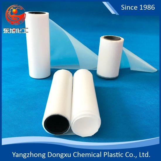 High Quality Skived Thin PTFE Sheet Natural Color PTFE Teflon Membrane Film