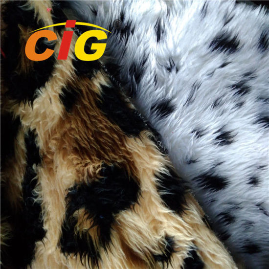 Remarkable China Colorful 100 Polyester Faux Fur Fabric For Seat Cover Pabps2019 Chair Design Images Pabps2019Com