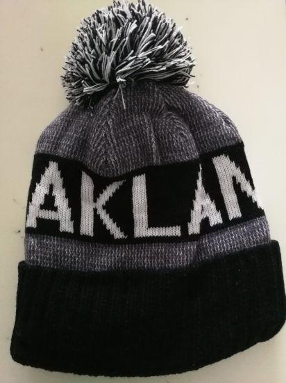 b63df11aa USA Football Team Oakland Beanie Knit Ski Cap Skull Hat Warm Solid Cool  Winter Cuff New Blank Beany