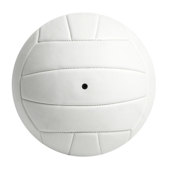 Special All White Soft EVA Leather Volleyball Ball pictures & photos