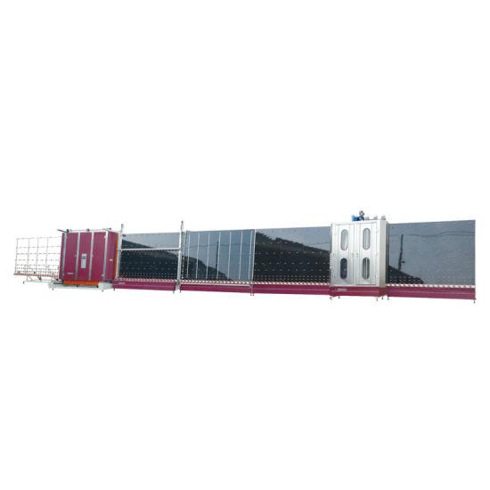 Double Glazing Glass Machinery Automatic Insulating Glass Production Line Window Glass Making Machine for Sale