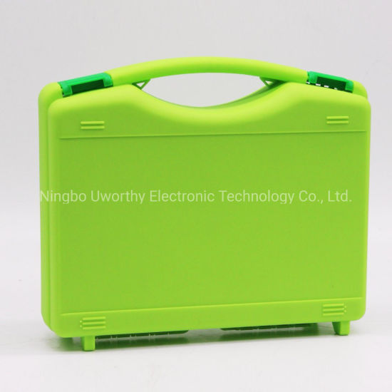 Wholesale Hard Shell Portable Waterproof PP Material Plastic Tool Case