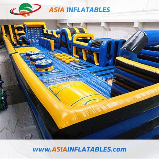 The Most Popular Inflatable Giant Obstacle Course Park, Inflatable Play Parks pictures & photos