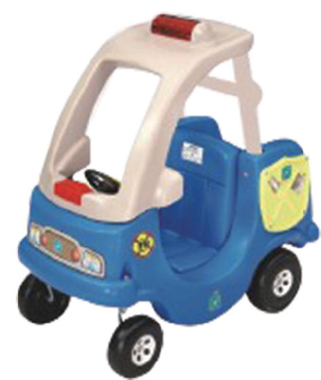 Cos Play Police Plastic Toy Cars, Kids Playling Small Cars