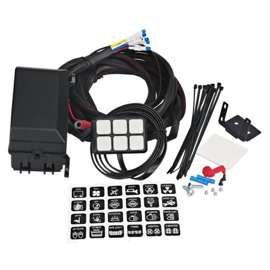 China Dc 12v Control Switch Panel With Wiring Kit Universal For Car Boat Truck Suv And Rv China Rocker Switch Rocker Switch Panel