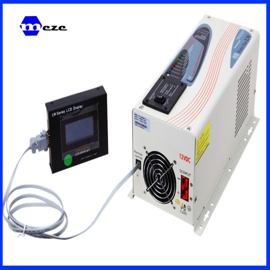 5000W DC to AC Inverter Inbuilt AC Charger with High Capacity