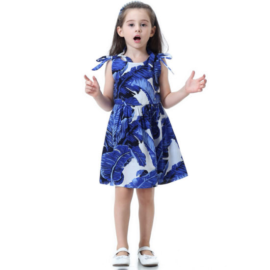 Baby Girl Casual Dress Designs Girls Young Lady Dress