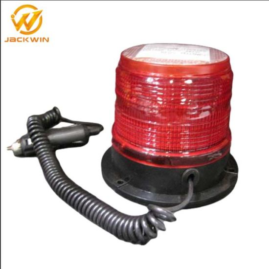 Rechargeable Car Emergency Warning Light Warning Yellow Light for Car pictures & photos