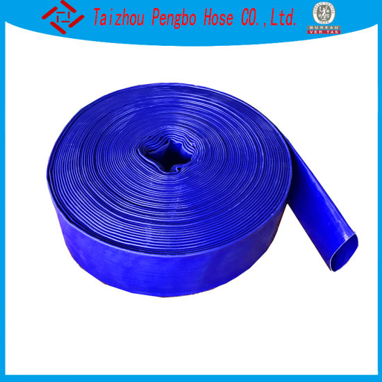 1-12 Inch Flexible PVC Irrigation Lay Flat Water Hose/Pipe