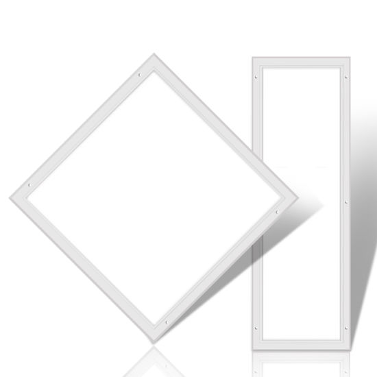 China Distributor 36W 40W 48W Warm White Light Aluminum Square Round 60X60 LED Panel