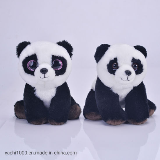 Wholesale Stuffed Soft Plush Panda Bear Animal Toy