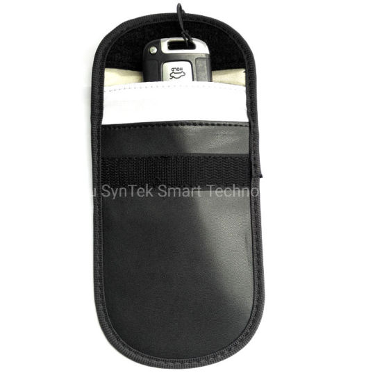New Car Key Signal Blocker Case Key fobs Guard Pouch Keyless RFID Blocking Bag