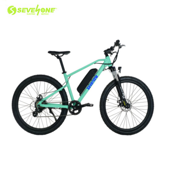 High Configuration Mountain Electric Bike with Lithium Power Bicycle