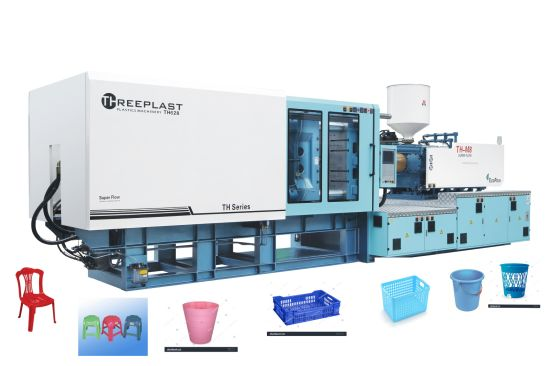 Household Products Making Machine Plastic Products Injection Molding Machine
