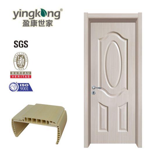 Yk-627 Interior WPC Door for Oman Qualified Factory Supplier