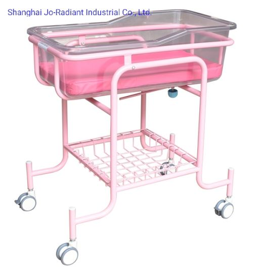Hospital Infant Bed with Scale, Baby Crib