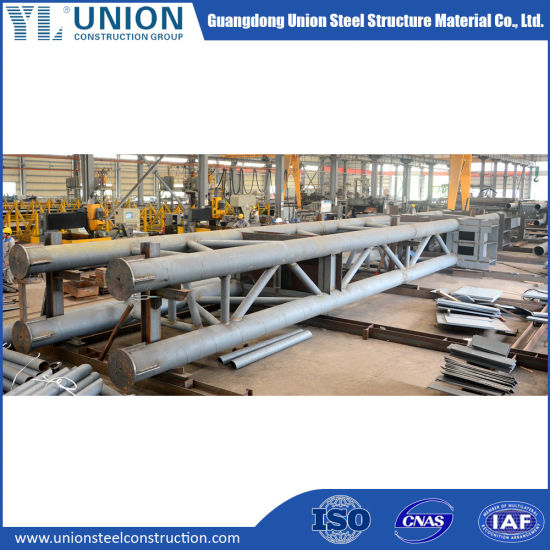 Large Span Prefabricated Steel Structure Frame for Pre-Engineered Steel Structure Building pictures & photos