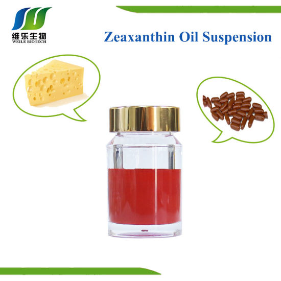 Hot Sale Natural Food Coloring Zeaxanthin 20% OS Marigold Extract
