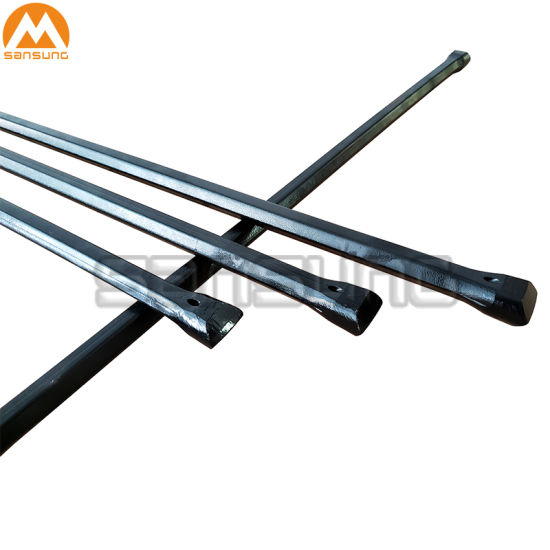 Atlas Copco Drill Steel Rods with Hexagon Shank End pictures & photos