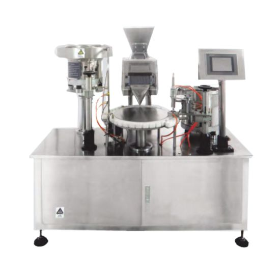 CH-8dws Dropping Pill Counting and Bottling Machine