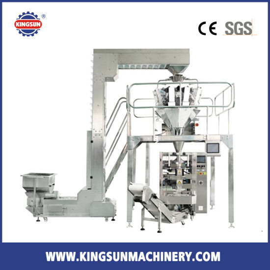 Automatic Grain or Powder Weighing and Packing Machine System