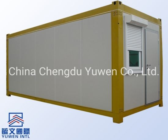 Energy Saving and Low Cost Flat Pack Prefab Container Warehouse