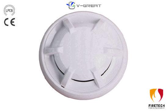 China Lpcb Digital Fire Alarm System Photoelectric Smoke Detector