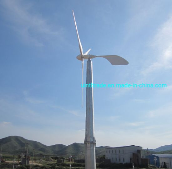 5000W 5kw Home Use Horizontal Wind Turbine