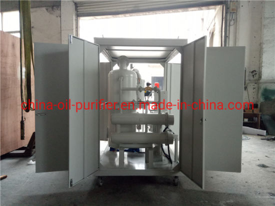 Dielectric Oil Regeneration Machine Designed by Zn