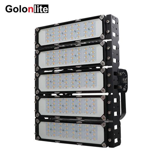 30/60/90/120/P50/T2/T3/T4 Lens + Glass IP66 Spotlight Reflector LED Tunnel Floodlight Tennis Court Dim 50W 100W 150W 200W 250W 300W 400W 500W LED Flood Light