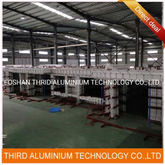 Pre Fabrication Aluminium Formwork of Aluminum Wall Panel Slab Profile