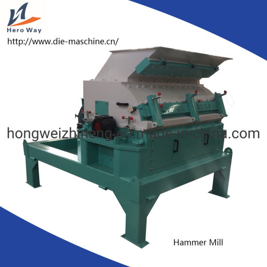 Wood Hammer Crusher for Sale
