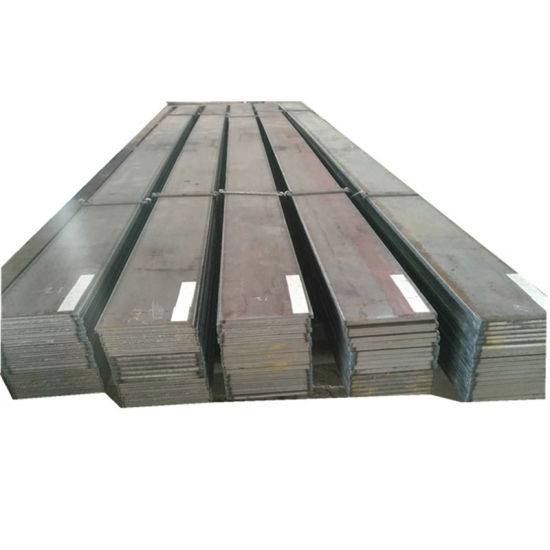 Q195, Q215, Q235B Q345b Ss400 ASTM A36 Hot Rolled Carbon Metal Steel Flat Bar Price