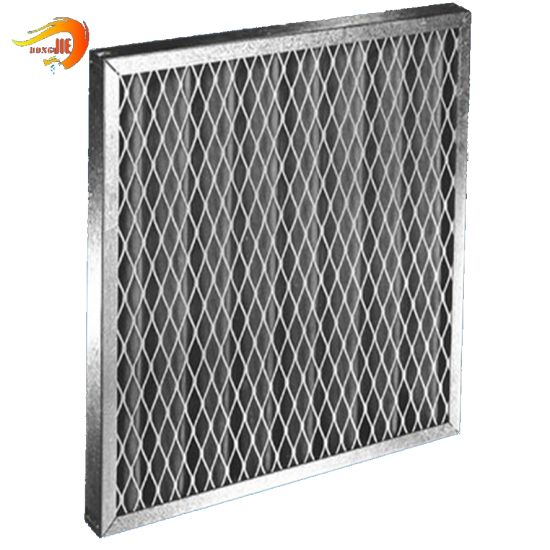 Air Conditioner Vents and Filter Components Expanded Metal Mesh