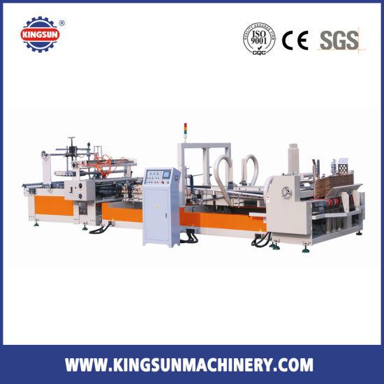 KJH Series Corrugated Box Folder Gluer Machine